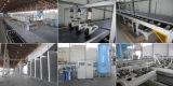Chaîne de production de panneau de gypse de qualité avec le poêle d'air chaud de C.C