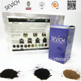 25g stärkeres und volleres bestes natürliches Haar-Verdickungsmittel-Schwarz-Spray-Haar
