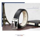 Großhandelsform-echtes Leder-Metaltaillen-Riemen