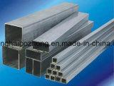Tubulação quadrada do alumínio do padrão 7022 de ASTM
