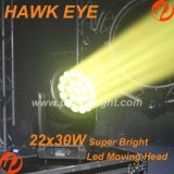 Nouveau Hawk Eye 22X30W RGBW 4in1 Beam LED Moving Head