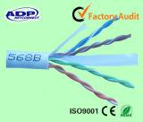 Cable de LAN de la buena calidad CAT6 UTP