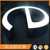 새로운 주문 크기 LED Frontlit 채널 편지 표시 간판