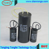 Motor Run Plastic Fall Cbb60 Capacitor mit High Capacitance