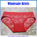 Fábrica al por mayor resumen la ropa interior transpirable mujeres