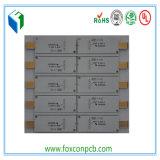 PWB de 4 capas, tarjeta de circuitos de múltiples capas, PWB verde de la máscara, oro de la inmersión