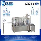 Máquina de rellenar plástica del agua de botella para la venta