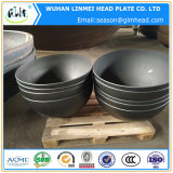 500*3mm Qualitäts-halbe kugelförmige Becken-Deckel-Köpfe/hemisphärischer Kopf