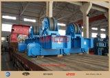 Rotatore del serbatoio per il tipo pesante rullo di brillamento di sabbia del rotatore di Prssure Vessle del rotatore del rullo
