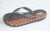 Sapatas ocasionais do falhanço da aleta do deslizador do PVC Besch do verão (RF16223)