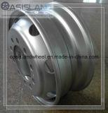 경트럭 트레일러를 위한 강철 바퀴 변죽 (6.00X19.5)