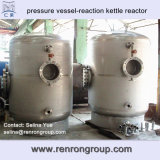 China Certified Supplier 0.1-10MPa Working Pressure Reactor Reaction Tank R-02