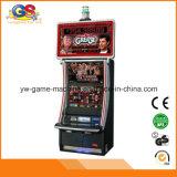 De muntstuk In werking gestelde Gokkende Kabinetten van de Gokautomaat van het Casino van het Kabinet van de Machine