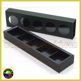 Коробки ювелирных изделий Leatherette бумажные/коробка драгоценности