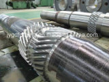 Eixo contínuo do pinhão do trabalho do aço de forjamento AISI4340