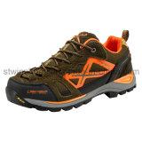 Ботинки комфорта замши людей кожаный Hiking