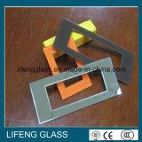 家庭電化製品のための超明確なガラススイッチパネルガラス