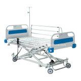 Letto di ospedale elettrico di funzioni calde di vendite tre con il prezzo poco costoso