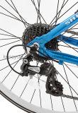 700c fährt Tandemsitztandem des bergBikes/2 /Tandem-Straßen-Fahrrad rad