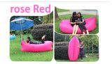 De openlucht Opblaasbare Bank Roze Opblaasbare Lamzac Van uitstekende kwaliteit legt Zak