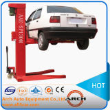 Matériel de levage simple automatique de Hosit /Lift de véhicule de fléau de la CE