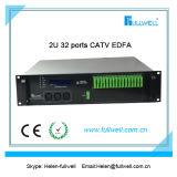 40dBm EDFA 고성능 1550nm 광학적인 증폭기 CATV 광학적인 EDFA