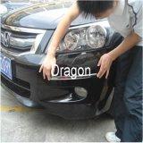 Guarnição do protetor abundante do cromo do carro