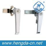 Type neuf blocages de poignée en T de porte de garage (YH9693)