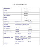 Polvere anabolica Dianabol Dbol CAS 72-63-9 degli steroidi degli ormoni di 99% oralmente