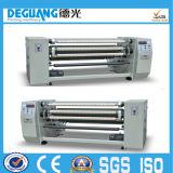 Máquina que raja de la cinta adhesiva del embalaje de BOPP