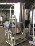 Industrielle Maschinerie mit Schwingung-Sieb und Speicher