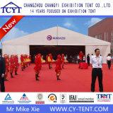 Tienda simple de la exposición de la actividad de la ceremonia del acontecimiento al aire libre