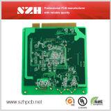 Cartão de memória do leitor do varredor RFID do cartão OBD2 do SD da placa do PWB de HDI