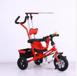 장난감이 세발자전거에 의하여 지능적인 Trike 농담을 한다