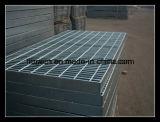 Grata non galvanizzata del pavimento d'acciaio di franamento del TUFFO caldo