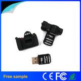 Forme promotionnelle USB Pendrive d'appareil-photo de Hotsale du cadeau 2016