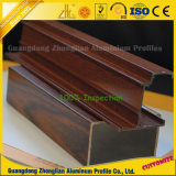 2016 neuestes Wood Grain Aluminium Profile für Furniture Decoration Use