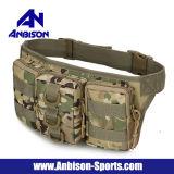 Nuevos bolsillos tácticos de múltiples funciones de los Anbison-Deportes que montan el bolso de la cintura
