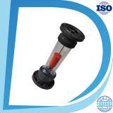 Различный тип ротаметр фланца скорости течения воды ведущей штанга пробки краткости пластичный