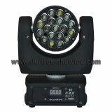 LED 광속 이동하는 맨 위 빛 19X3w RGBW