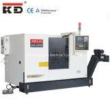 중심 선반 기계 CNC Kdcl-10를 도는 전문가 기우는 침대