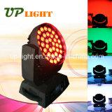 RGBW 4in1 zoom 36 * Etapa 10W LED Show Luz
