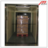 10の床が付いている貨物エレベーター