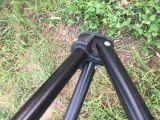Kampierender Stuhl-Großverkauf-Zubehör-Aluminiumpole-faltender kampierender Stuhl für Dach-Oberseite-Zelt