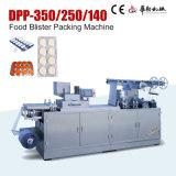 Tipo liso máquinas de empacotamento da bolha dos comprimidos do leite da máquina de empacotamento do alimento