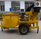 M7mi hydraulische Hydraform Lehm-Block-Dieselmaschine
