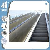 Cer-anerkannte Rolltreppe Aluminiumjobstep-Breite 1000mm