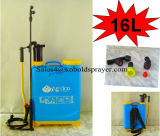 ISO9001 16Lの農業の供給手のナップザックスプレーヤー