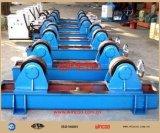 Rotator da embarcação de pressão da máquina de rolamento da fabricação/Rotator/da soldadura/máquina de rolamento/rolos/Rotator ajustável do tanque parafuso convencional (2T-250T)