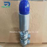 Válvula de desviador neumática de flujo de las exportaciones calientes de China con la pista de control